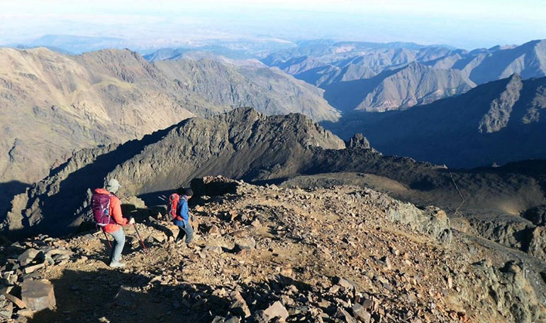 Excursion DJEBEL TOUBKAL
