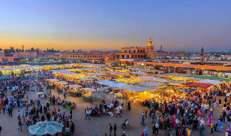 Excursion LE GRAND TOUR DU MAROC